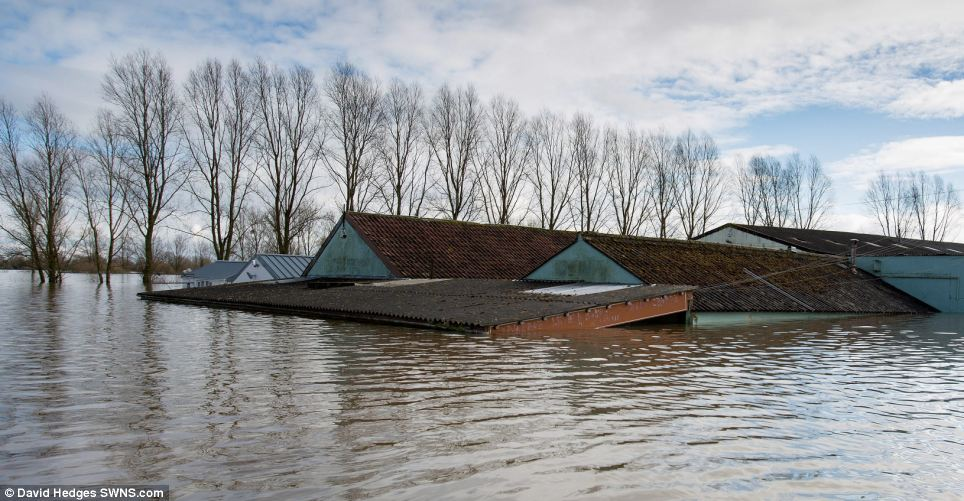 wood flooring engineered ltd our factory during 2014 flooding on the somerset levels