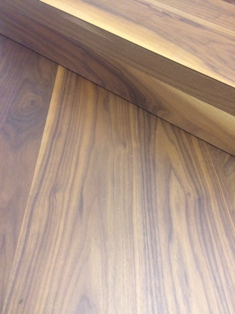 American Black Walnut Engineered T & G Flooring - British Manufacturer & Wholesaler
