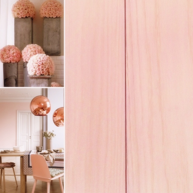 blush stain wooden flooring