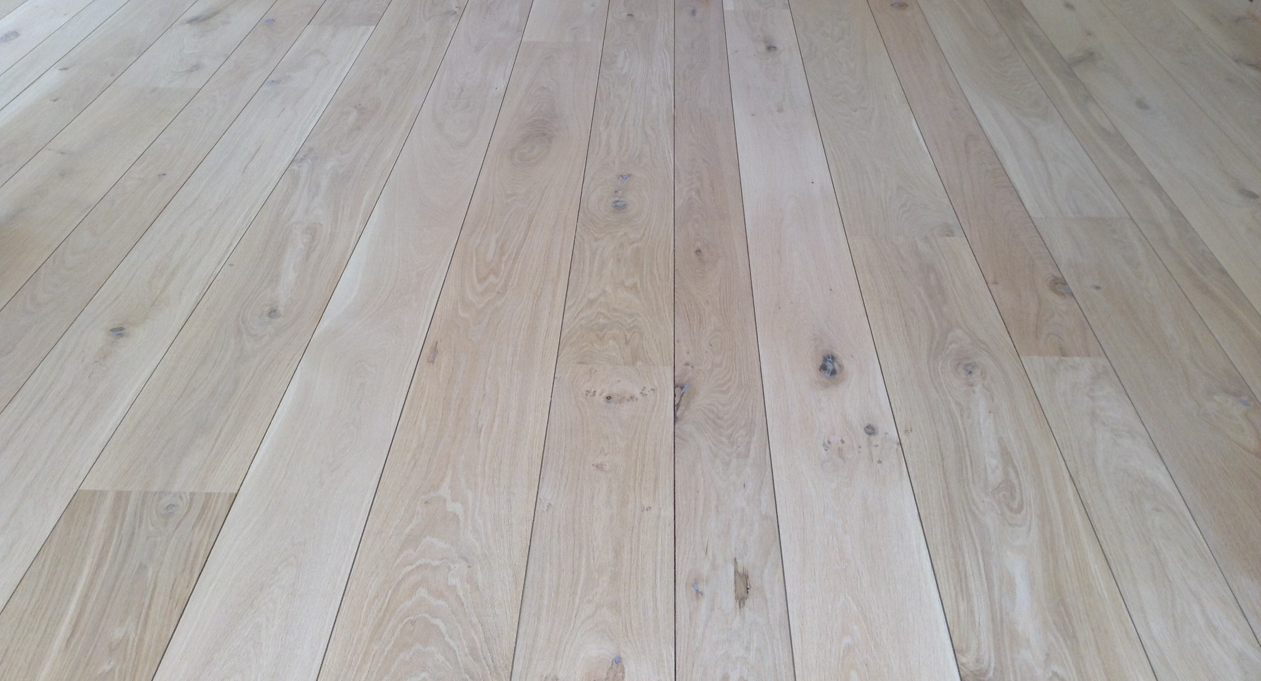 Natural Character Oak Flooring