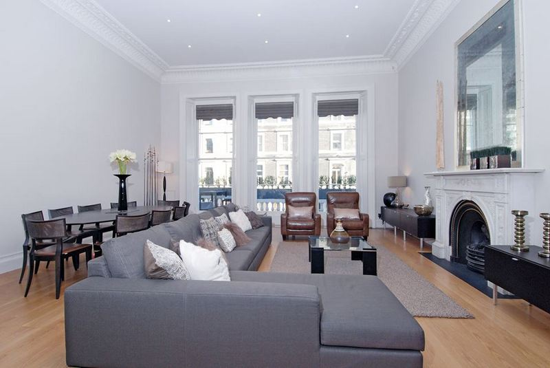 engineered appalachian white oak flooring in london apartment