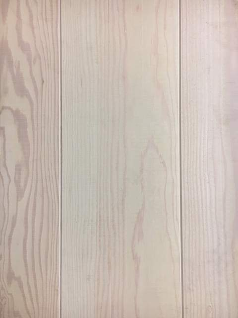 Band Sawn Douglas Fir flooring is a beautiful choice for Coastal Style Interior wall cladding