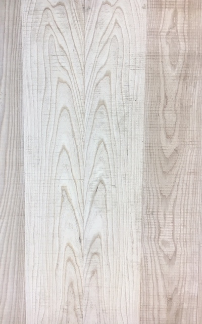 Rough Sawn Natural Ash Engineered Flooring