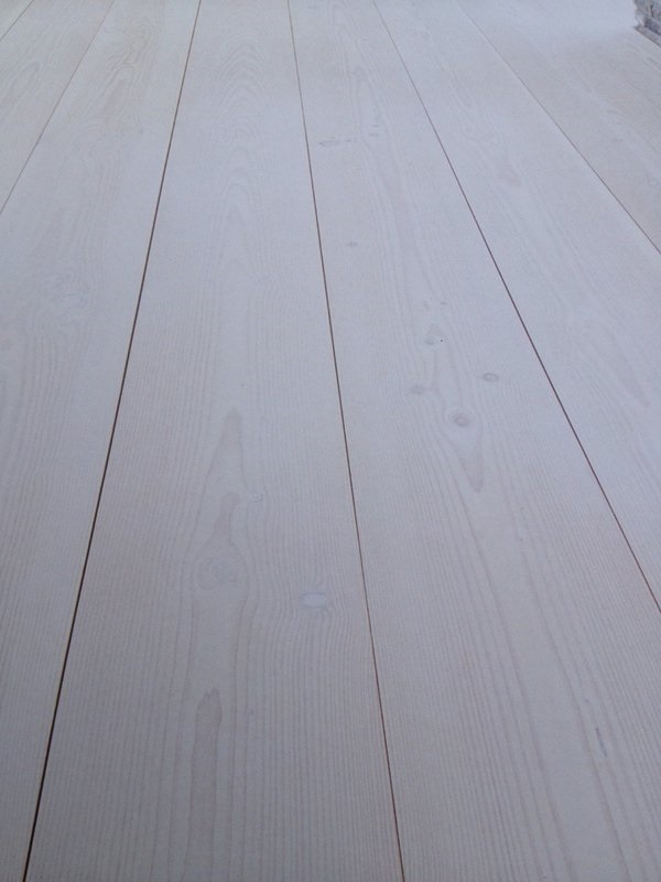 Engineered Douglas Fir flooring
