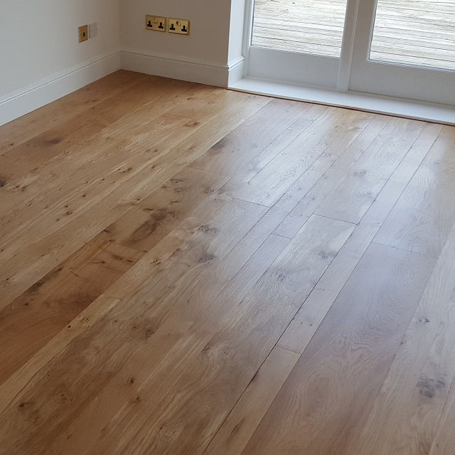 Our Engineered  Pippy Oak Flooring Hard Wax Oiled
