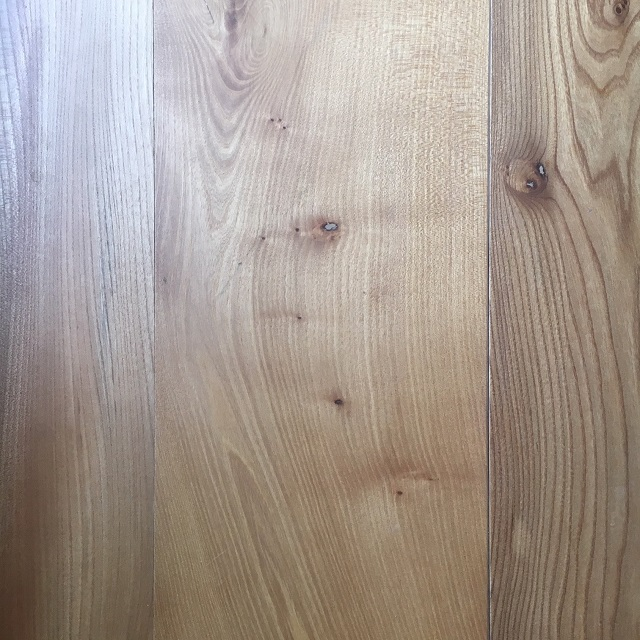Engineered Elm Flooring sample