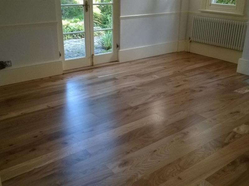 Engineered English Elm flooring