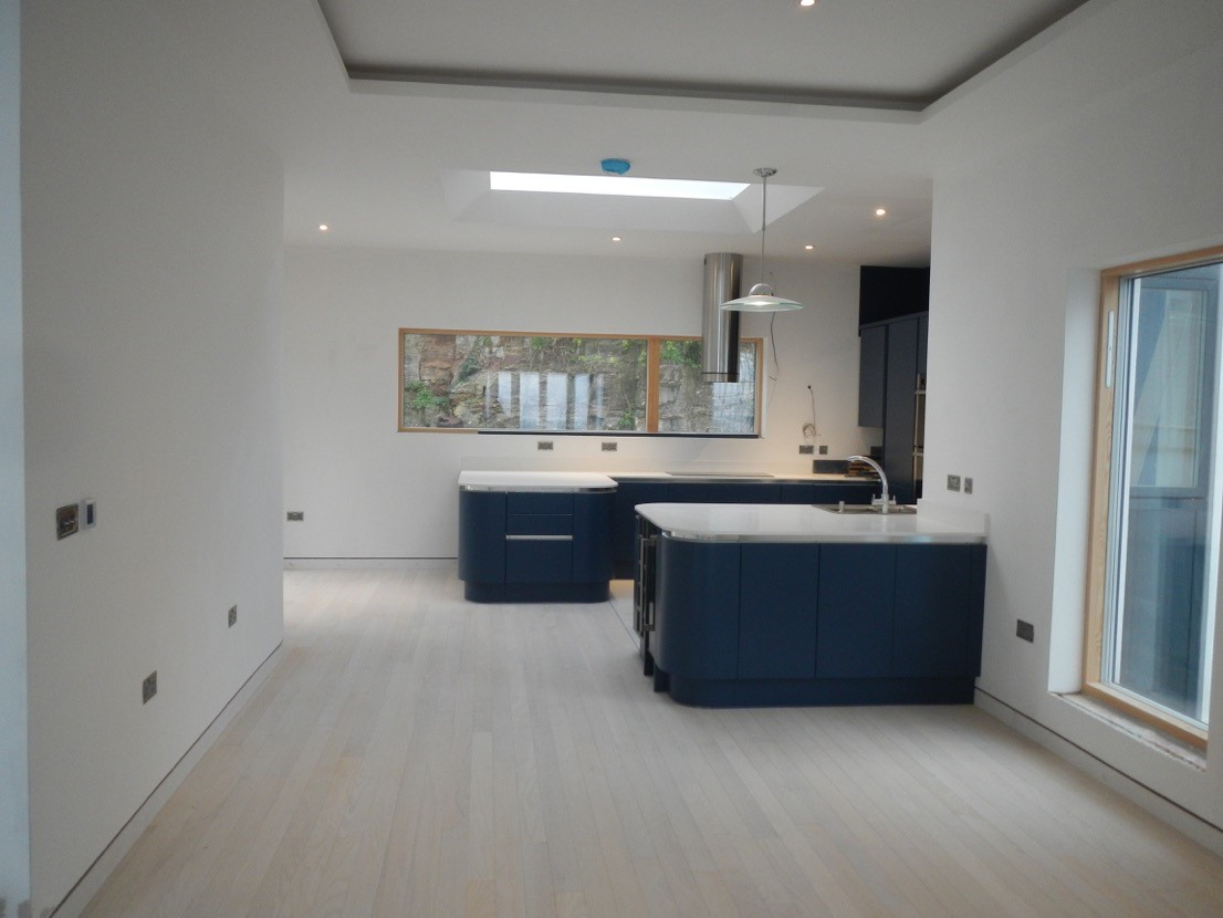 natural ash engineered strip flooring