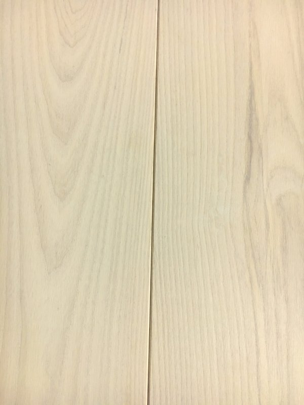 natural white ash engineered flooring