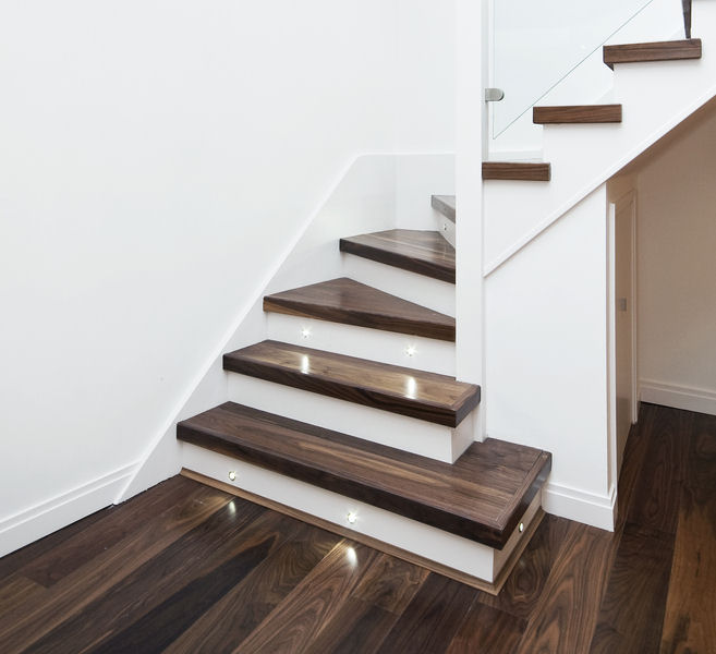 American Black Walnut Engineered Wood Flooring - Wood flooring Engineered Ltd